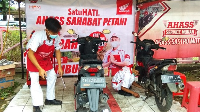 AHASS Sahabat Petani 2021- Roadshow Servis Murah di 11 Kota di Jawa Timur (3)