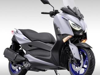 Matte Grey, warna baru Yamaha XMAX tahun 2021