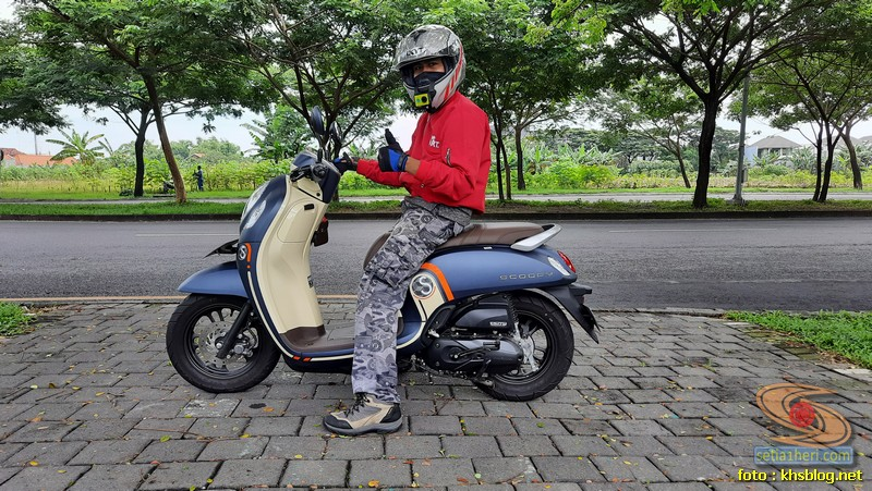 Daftar ukuran standar ban depan dan ban belakang sepeda motor Honda tahun 2021