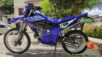 Ragam modif stiker decals Yamaha WR 155 Supermoto brosis (16)