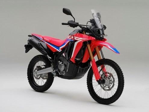 Tampilan Facelitf Honda CRF250 RALLY tahun 2021 (2)