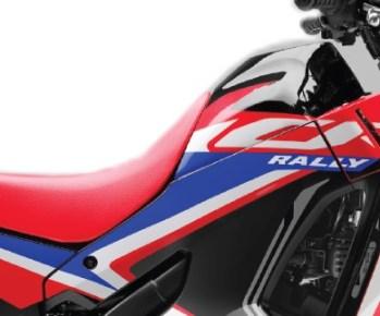tangki BBM besar Honda CRF250Rally