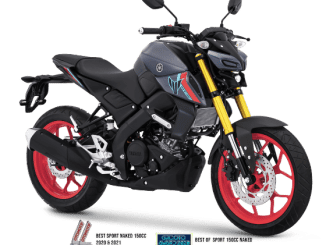 Warna baru Yamaha MT-15 tahun 2021, lebih sangar dan agresif gans.. (2)