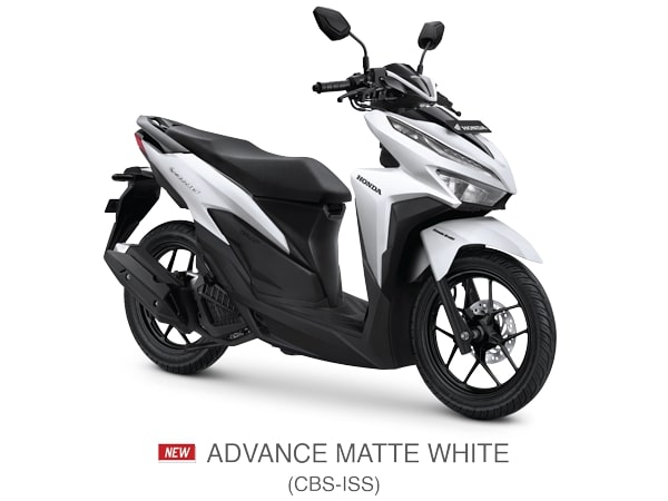 pilihan warna baru Honda Vario 125 tahun 2021