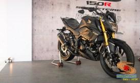 2 Konsep modif Honda CB150R 2021, pakai swing arm CBR250RR tampil gagah dan menawan gans... (2)