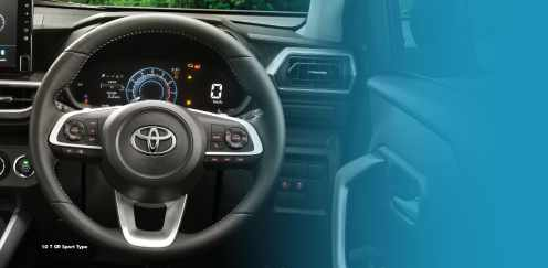 Gambar detail, daftar harga dan pilihan warna Toyota Raize tahun 2021 (16)