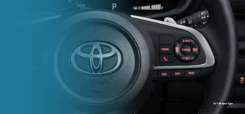 Gambar detail, daftar harga dan pilihan warna Toyota Raize tahun 2021 (17)