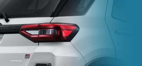 Gambar detail, daftar harga dan pilihan warna Toyota Raize tahun 2021 (6)