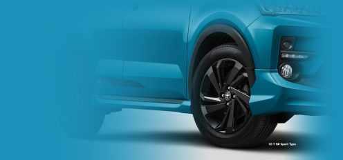 Gambar detail, daftar harga dan pilihan warna Toyota Raize tahun 2021 (7)