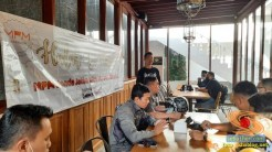 Halal Bihalal MPM Honda Jawa Timur - Jatimotoblog tahun 2021, tausiyahnya pak ustadz mantabz gans.. (2)