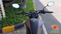 Lebih dekat dengan Honda CB150R tahun 2021 edisi spesial warna Armored Matte Grey (14)