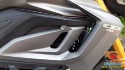 Lebih dekat dengan Honda CB150R tahun 2021 edisi spesial warna Armored Matte Grey (3)