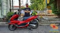 setia1heri Njajal Numpak Honda PCX 2021 versi ABS mak wuss gans... (12)