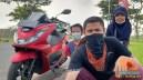 setia1heri Njajal Numpak Honda PCX 2021 versi ABS mak wuss gans... (8)