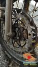 Cakram, Disc atau piringan PSM Titanium atau Kumis Steinles untuk motor harian monggo disimak gans. (2)