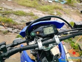 Indikator kuning menyala di Yamaha WR 155 R, apa solusinya Yuuk simak gans