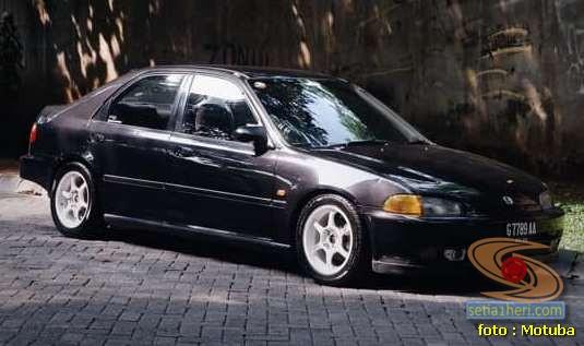Kelebihan dan kekurangan, plus minus Honda Civic Genio 90an (7)