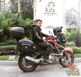 Harga motor bekas sama, Kawasaki Z250SL dan Yamaha Vixion R. Pilih mana gans