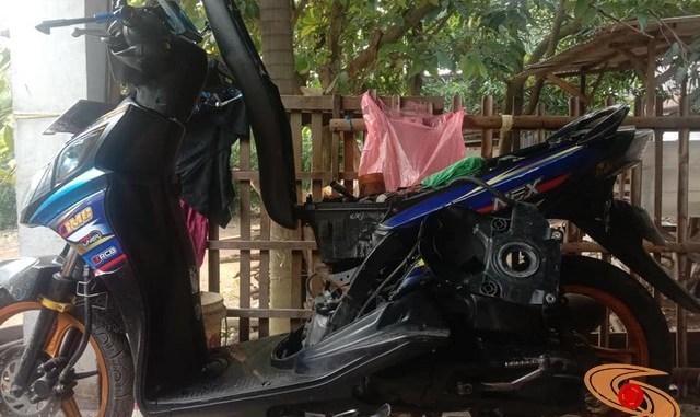 Pengalaman ganti Fuel Pump Suzuki Nex dengan punya Honda BeAT gans