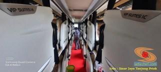 Tarif Bus Sleeper Sinar Jaya tujuan Jakarta - Madura (1)
