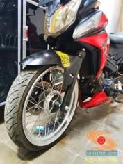 Modifikasi Honda CS1 pakai arm panjang asal Nganjuk, gokil gans.. (1)