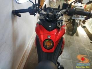 Modifikasi Honda CS1 pakai arm panjang asal Nganjuk, gokil gans.. (3)