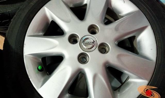 Velg Nissan March dipasang di Datsun Go bisakah (6)