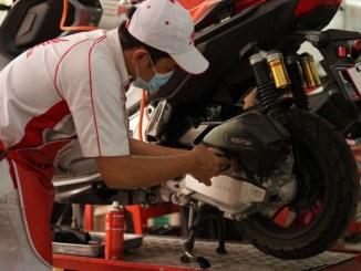 Yuuk brosis Mengenal Jenis dan Fungsi Filter Udara pada Sepeda Motor