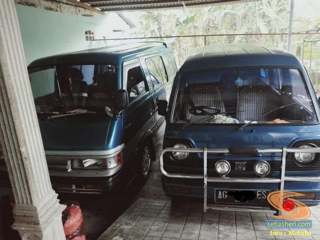Antara Motuba carry 1.0 tahun 90 dan zebra 1.0 tahun 89, milih mana mbah