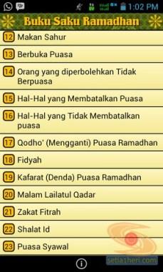 Buku Saku Ramadhan di gadget android (1)