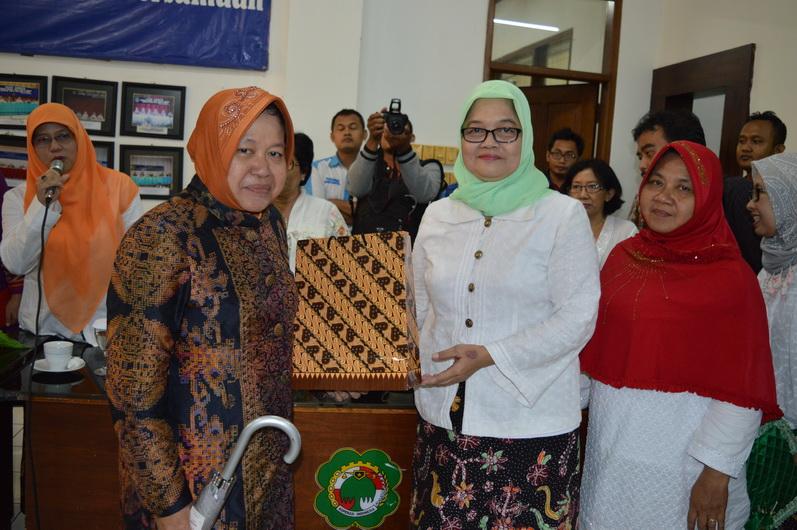 Kunjungan Ibu Rsima
