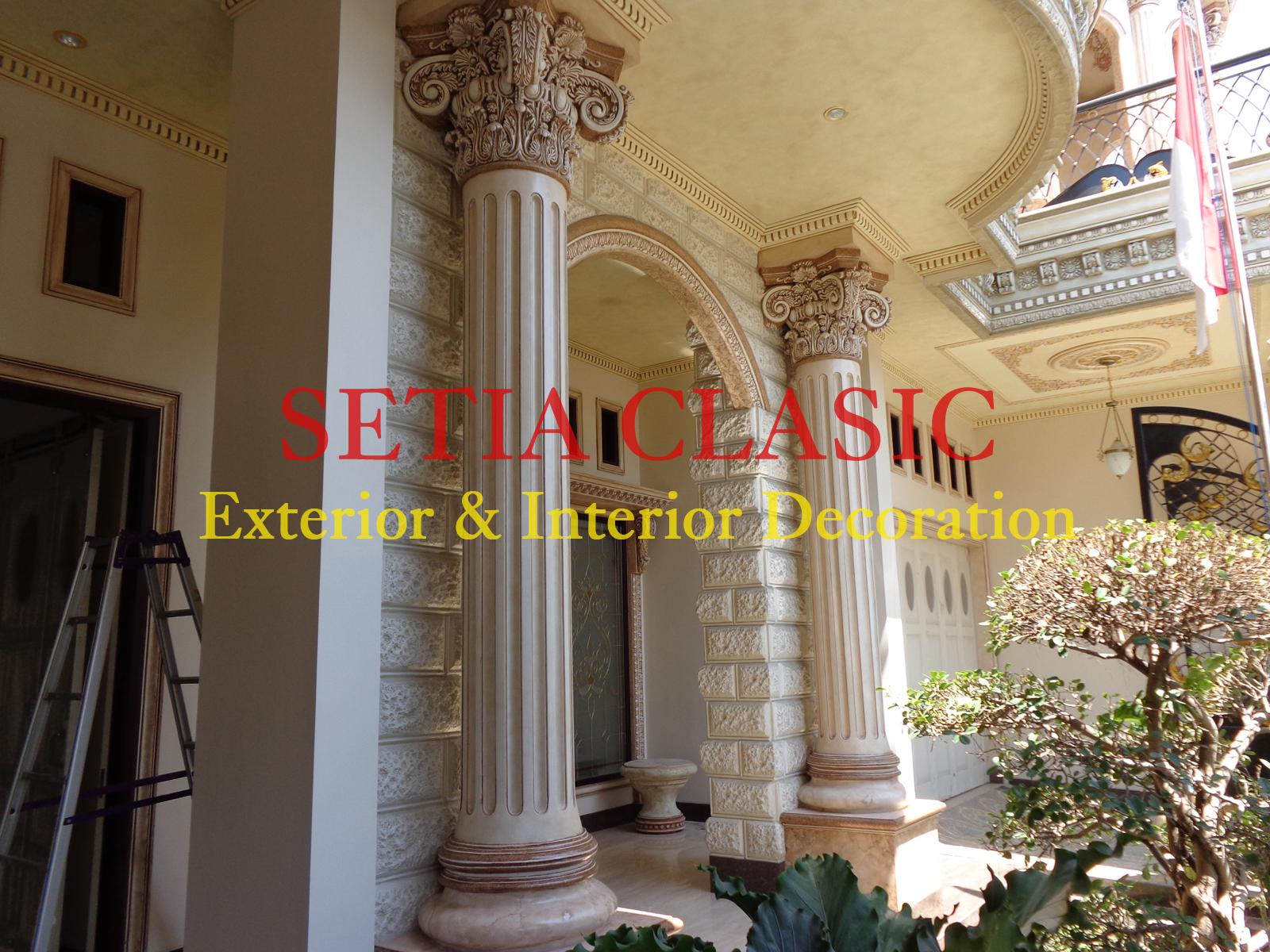 Bangunan Bergaya Klasik Bangunan Segala Jaman  Setia Clasic