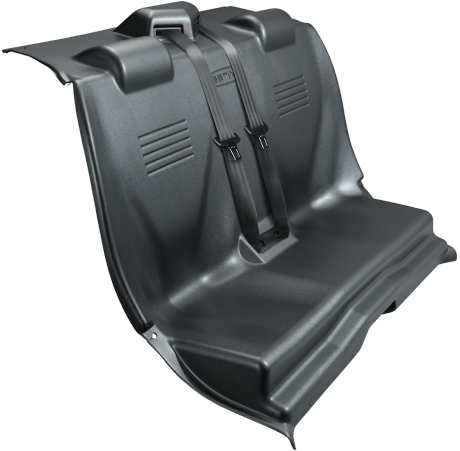 Full Transport Replacement Seat - Setina Manufacturing