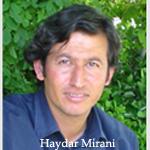 مصاحبه حیدر میرانی با دکتر علیرضایی در باره (( دستور زبان لری))