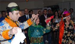 یادی از اولین جشن نوروز ستین