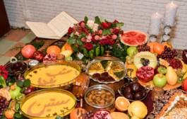جشن یلدای انجمن ستین برگزار شد