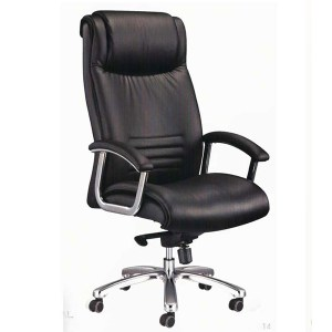 RF 551AL High back chair - genuine leather