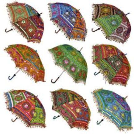 rajhasthani umbrella for wedding shoot setmywed.com