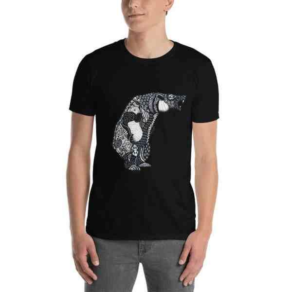 unisex basic softstyle t shirt black 5fc7cb1ebe28a