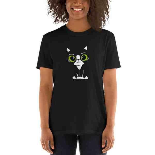 unisex basic softstyle t shirt black 5fd105125457c