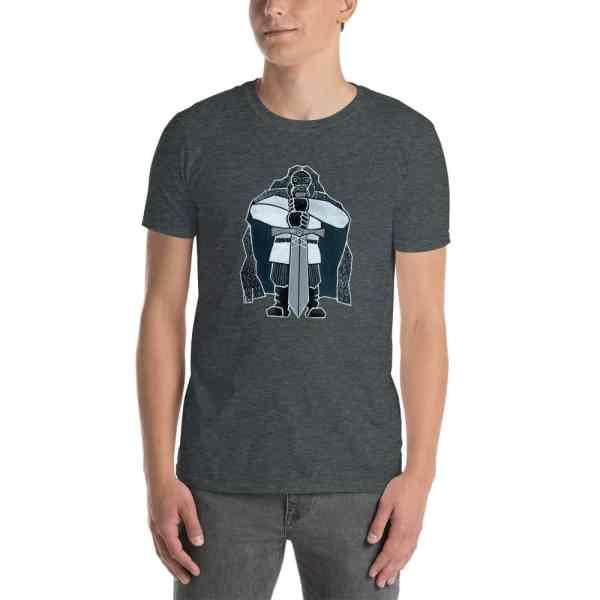 unisex basic softstyle t shirt dark heather 5fcfba1185957
