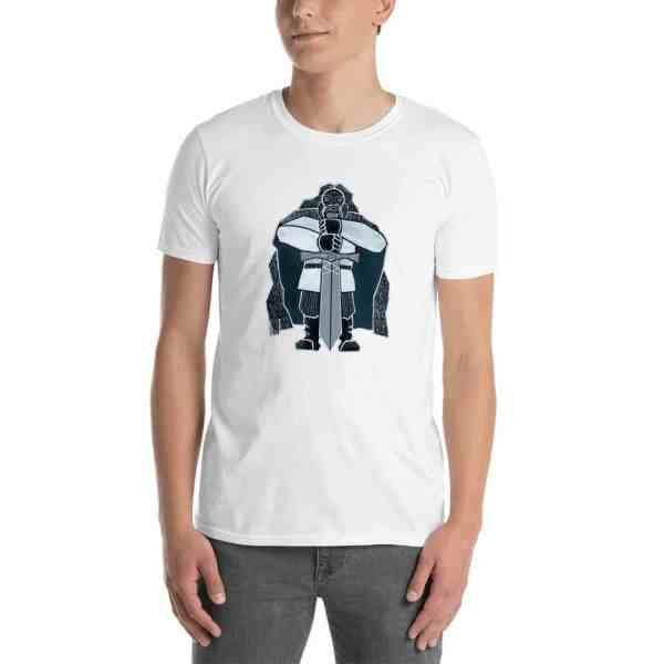 unisex basic softstyle t shirt white 5fcfba1185e38