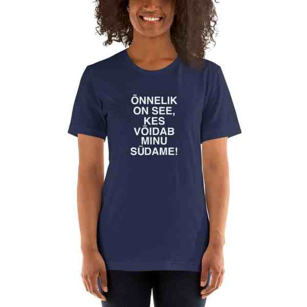 unisex premium t shirt navy 5fcfb73fa9070