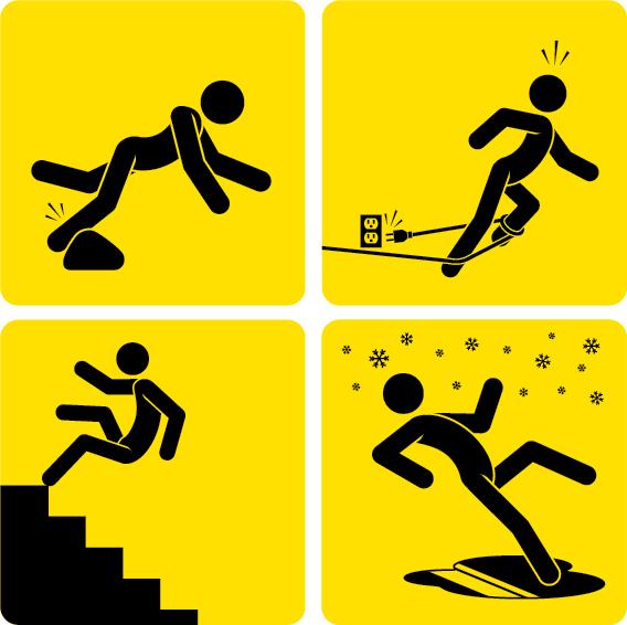 The Hidden Hazard Slips, Trips, And Falls  Seton Blog