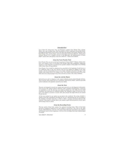 small resolution of Saxon 87 (Homeschool
