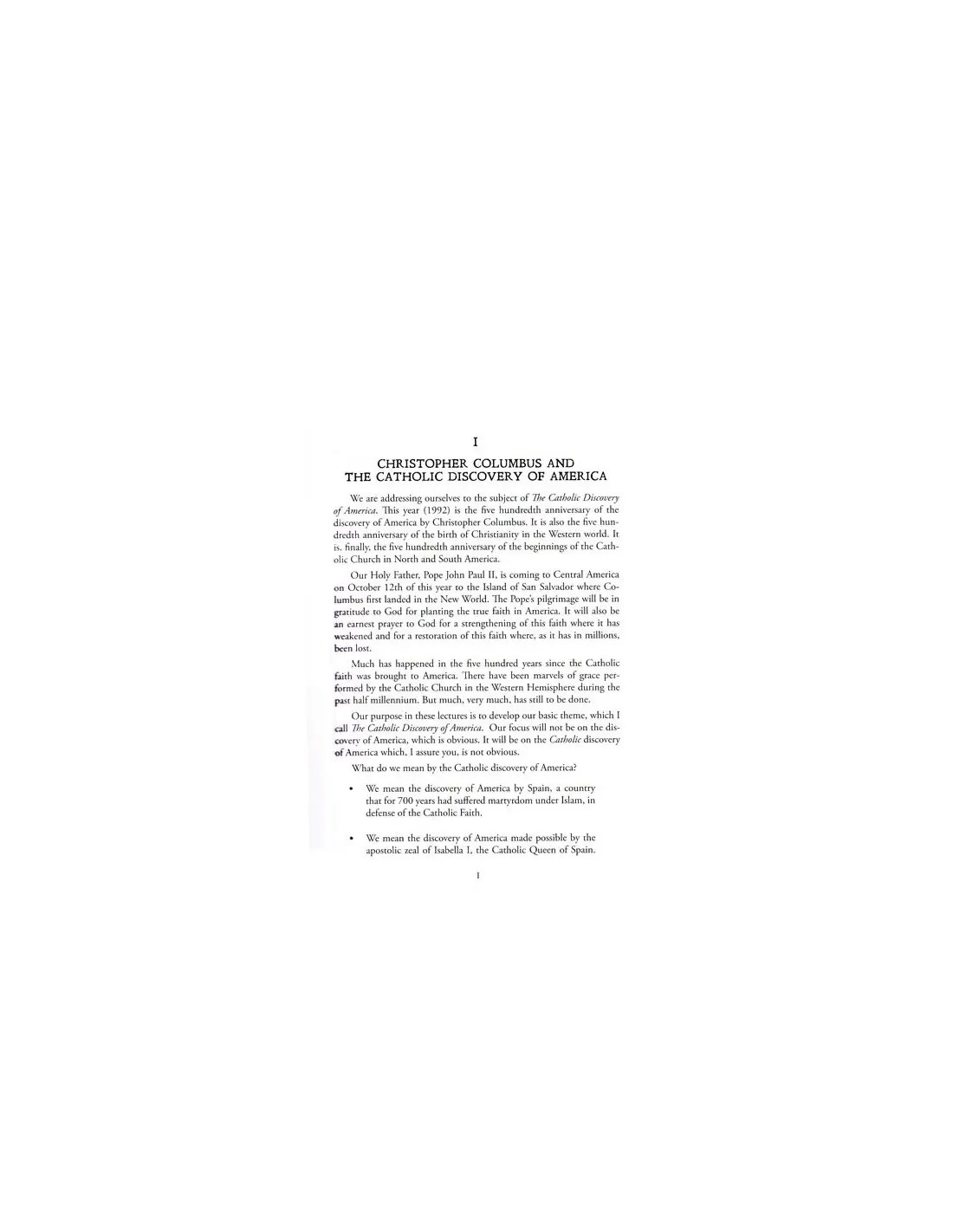 hight resolution of Christopher Columbus: The Catholic Discovery of America