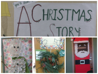 Holiday Door Decorating Contest | The Seton Connection