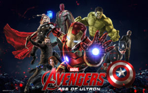 Avengers: Age of Ultron, As a force all the marvel characters unite and defeat Ultron