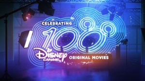 Disney designed a new logo for celebrating their 100th original movie. Photo from vergecampus.com.