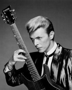 Musician David Bowie passed away Jan. 10, 2016. Bowie died of liver cancer, which he kept from the public, just two days after the release of his final album. Photo courtesy of Flickr.